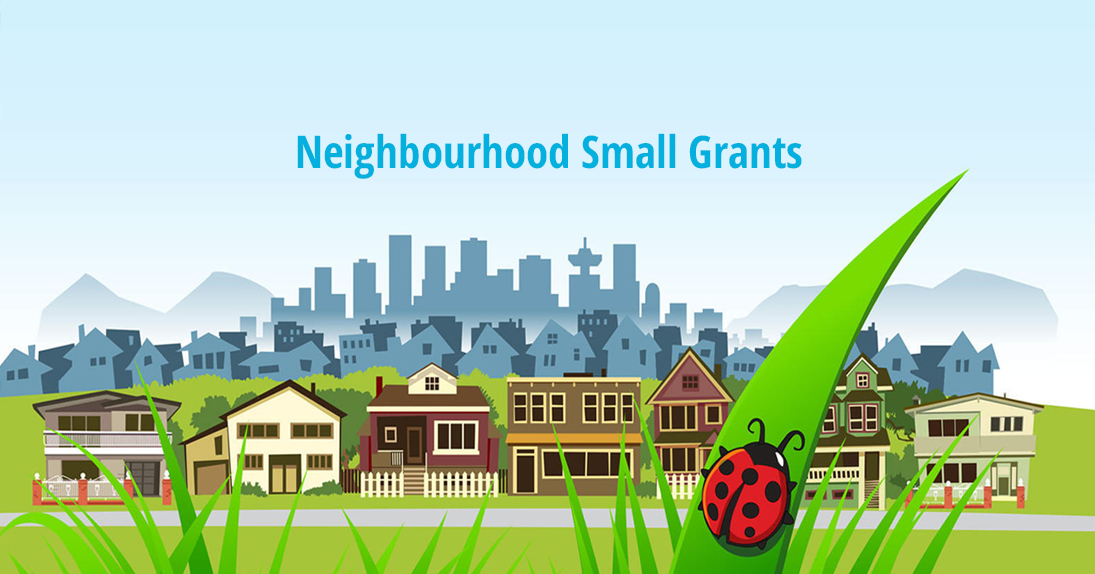 Neighbourhood Small Grants