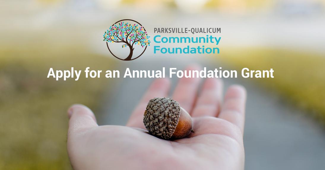 Annual Foundation Grant