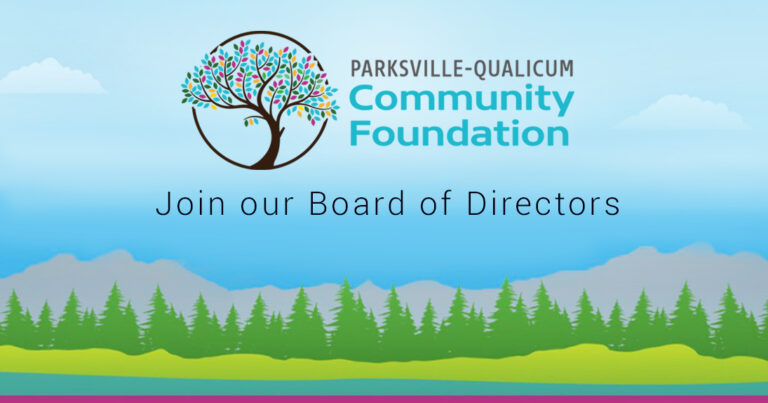 Join the PQCF Board
